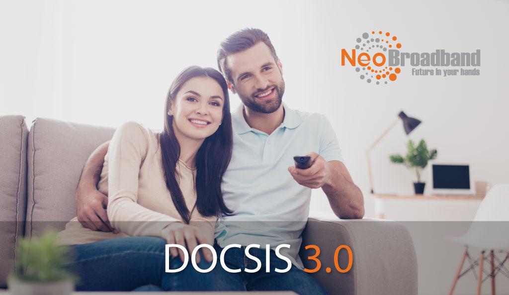 ¿Qué es DOCSIS 3.0?